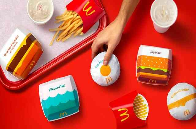 MC DONALDS ZERO WASTE